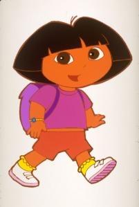 Ah... A Dora-free household